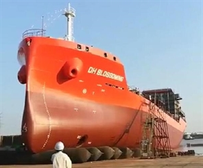 8500DWT CHEMICAL TANKER